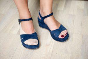 Füßeln mit Stil - so geht's!