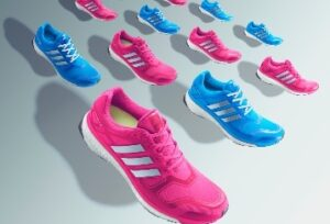 WM-Kick fürs Outfit: Bunte Schuhe!